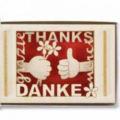 mini luciferdoosje - thanks, danke, grazie, merci