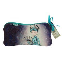 etui santoro mirabelle - miss peacock - pauw