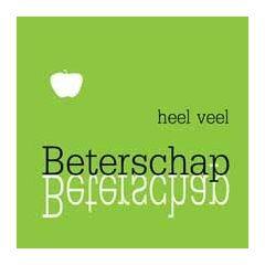 beterschapskaart spiegel -  heel veel beterschap - appel