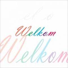 wenskaart - welkom