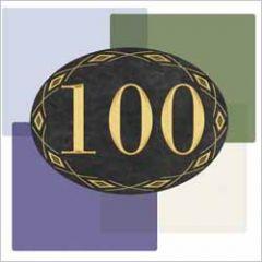 100 jaar - wenskaart muller wenskaarten - vlakken