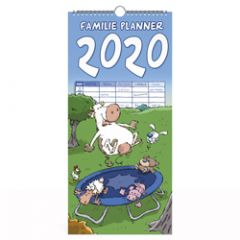 grote familie planner 2020 - ritstier