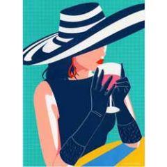 first class lounge van santoro - primitivo - hoed en wijn