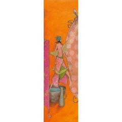 boekenlegger gaelle boissonnard - oranje