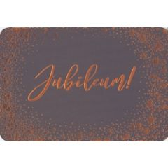 felicitatiekaart gold fever - jubileum