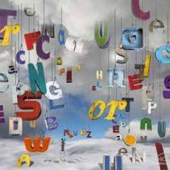 vierkante ansichtkaart met envelop - maïlo - rêvez - droom
