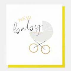 geboortekaartje caroline gardner - new baby