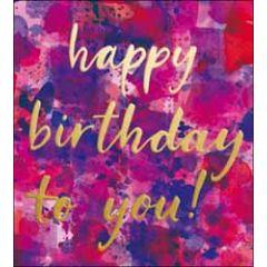 verjaardagskaart the proper mail company - happy birthday to you