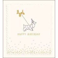verjaardagskaart the proper mail company - happy birthday - tekkel