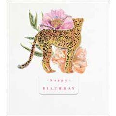 verjaardagskaart the proper mail company - happy birthday - panter