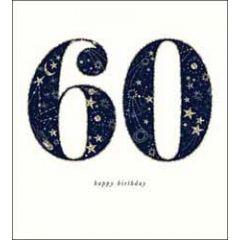 60 jaar - verjaardagskaart the proper mail company - 60 happy birthday