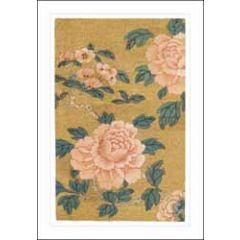 wenskaart ashmolean - rozen