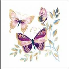 wenskaart elixir - vlinders