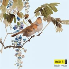 2019 kalender van en voor amnesty international