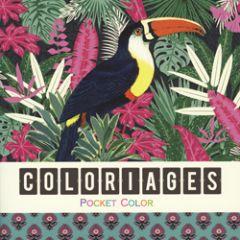 Kleurboekje van Gwenaëlle Trolez - vogels