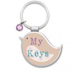 sleutelhanger -  my keys - vogel