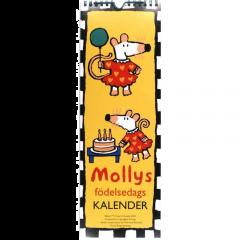 muis  -  verjaardagskalender