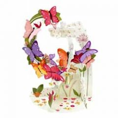3d kaart - pendulum - vlinders