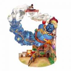 3d verjaardagskaart - pendulum - birthday wishes - geest