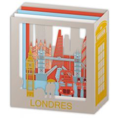 3d kaart - pop up laser - londres - londen