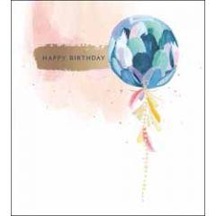 verjaardagskaart the proper mail company - happy birthday - ballon