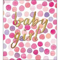 geboortekaartje the proper mail company - baby girl