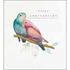 felicitatiekaart ... jaar getrouwd the proper mail company - happy anniversary