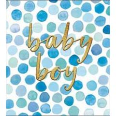 geboortekaartje the proper mail company - baby boy