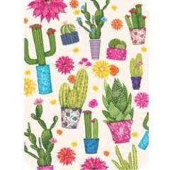 santoro eclectic cards - cactus