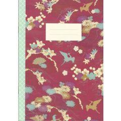 schrift of notitieboekje gwenaëlle trolez - kraanvogels