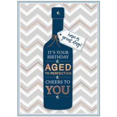 verjaardagskaart copper - have a great day