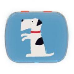 tandendoosje - bewaarblikje - hond (2)