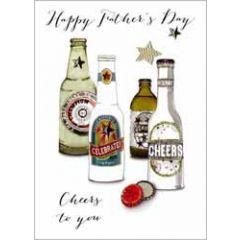 vaderdagkaart - cheers to you - bier