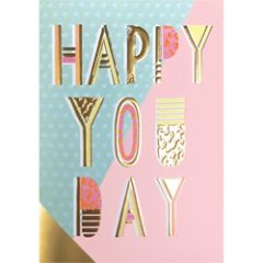 felicitatiekaart louise tiler - happy you day