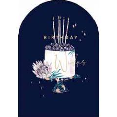 verjaardagskaart woodmansterne amelie - birthday wishes - taart