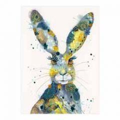 santoro eclectic cards - konijn - mullerwenskaarten