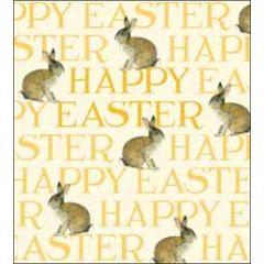 paaskaart woodmansterne emma bridgewater - happy easter - haas