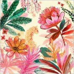 wenskaart clare maddicott - bloemen