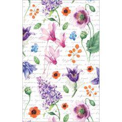 wenskaart - bloemen