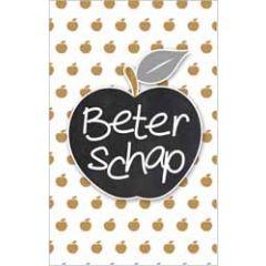 beterschapskaart - beterschap - appel