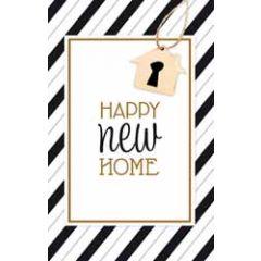 wenskaart nieuwe woning - happy new home