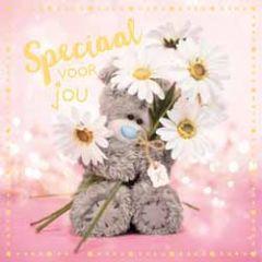 3d wenskaart me to you - speciaal voor jou...
