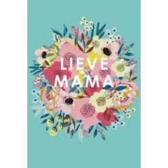 moederdagkaart - lieve mama