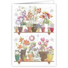 wenskaart quire - planten