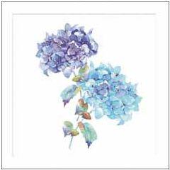 wenskaart woodmansterne - bloemen
