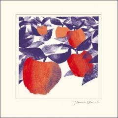 wenskaart woodmansterne - appels