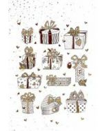wenskaart - cadeautjes