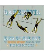 Woodmansterne: Daredevil king of the sky - greatest birthday - turnen