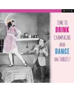 time to drink champagne and dance on tables!  - M.I.L.K. - viool