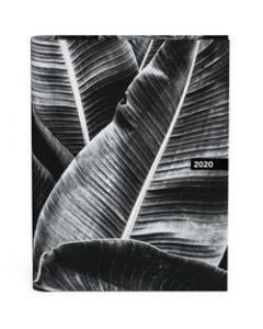 agenda 2020 - bladeren zwartwit - spiraal